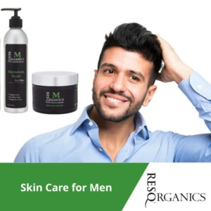 Skin Care for Men that Works!